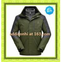 China Men's Brand Winter Jacket With Hoody on sale