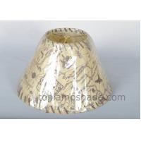 China Empire Printed Parchment Lamp Shade-LS14001 on sale