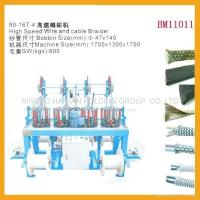 Quality High Speed Wire and Cable Braider wholesale