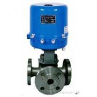 Quality electric O-type 3-way ball valve wholesale