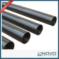 China High glossy and unidirectional carbon fiber tent pole on sale