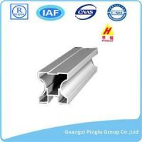 Buy cheap Aluminium Profile Architectural & Industrial Silver Aluminum Section from wholesalers