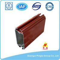 Buy cheap Aluminium Profile Red Aluminum Extruded Profile for Window Frames from wholesalers