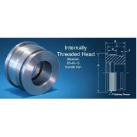 China Component Parts Internally Threaded Head on sale