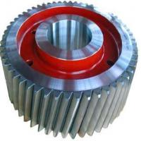 China GEAR SERIES High-precision helical gear on sale