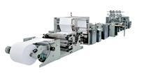 Cheap LD-1020 Production Line of Roll Paper High-Speed Flexography Saddle Stitch for sale