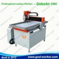 China GW-6090 stone cutting engraving machine 3d carving cnc marble router 6090 on sale