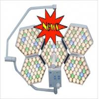 Buy cheap Surgical Equipment WH02-LED 5 Shadowless Operating Lamp( Ajuset Color Temperature) from wholesalers
