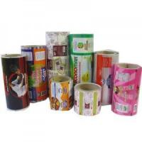Quality Plastic printed aminated rolls film wholesale