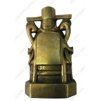 Buy cheap OEM brass casting parts from wholesalers