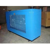 China Lubrication style R22 refrigerated compressed air dryer / refrigerant air dryer on sale