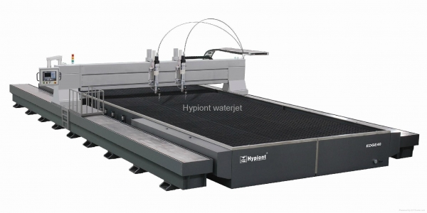 China Hypiont 4080B CNC waterjet cutting system