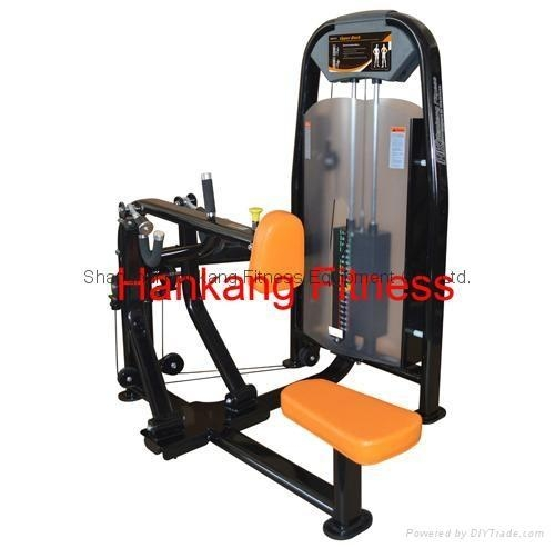 Cheap body building fitness equipment home gym upper back