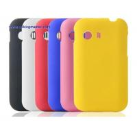 Quality KM-P1007Plastic Mobile phone covers for samsung s5360 wholesale