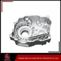 Buy cheap Die Casting Auto Parts Aluminum die casting Motorcycle engine shell from wholesalers