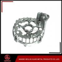 Buy cheap Die Casting Auto Parts Aluminum die casting automotive generator lower cover from wholesalers