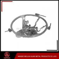Buy cheap Die Casting Auto Parts Aluminum die cast Car steering wheel from wholesalers