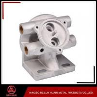 Buy cheap Die Casting Auto Parts Customized aluminum die casting fuel filter from wholesalers