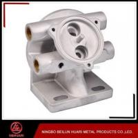 Buy cheap Die Casting Auto Parts Aluminum Alloy Die Casting Automobile Filter from wholesalers