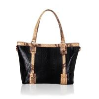 Buy cheap 2016 fashion trends python grain cow leather ladies' handbag at low price manufacturers from wholesalers