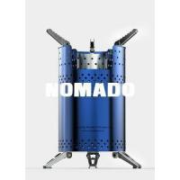 China newest windproof stainless steel portable outdoor camp stove on sale