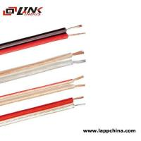 Quality 2*2.5mm2 transparent speaker cable wholesale