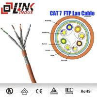 Buy cheap CAT7 utp/ftp cable from wholesalers