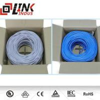 Buy cheap cat5e cat6 box 305m from wholesalers