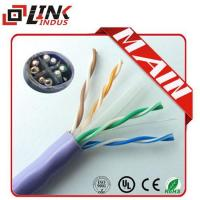 Buy cheap purple Cat6 cable from wholesalers