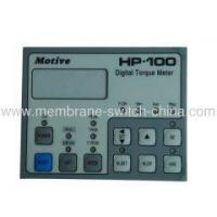 Quality Remote control membrane switch panel wholesale