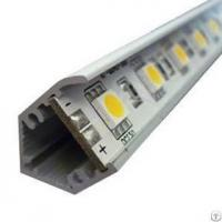 Quality V shape LED light bar/LED Rigid light with 5050SMD 60pcs IP33-E wholesale