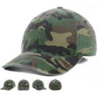 Quality 2016 Good quantity camo cotton trucker cap wholesale