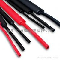 China Flexible, Thick Adhesive Lined Dual Wall Heat Shrinkable Tube on sale