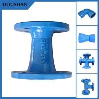China Cast iron pipe Hot selling pvc pipe fitting eccentric reducer gravity iron casting on sale