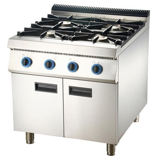 Electric Gas Kitchen Stove Equipments