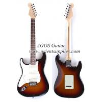 China AG39-ST2 39 Electric Guitar - Replica of Fender Stratocaster  style left hand on sale
