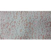 Buy cheap fashion lace fabric wholesale for bridal dress from wholesalers