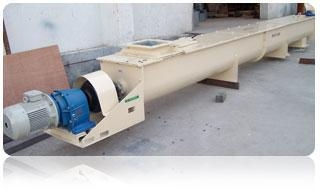China Discharge Devices  Rotary Air Lock Valve and Screw Conveyors