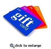 Cheap $75.00 GIFT CERTIFICATE for sale