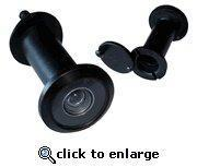 Dark Oil Rubbed Bronze Door Viewer