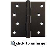 """Cheap 4"""" Oil Rubbed Bronze Door Hinges US10B for sale"""