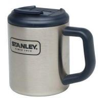 Quality Cooking Stanley 12 Oz Navy Adventure Stainless Steel Double Wall Camp Mug wholesale