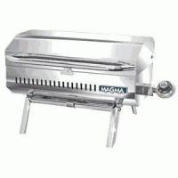 Cooking Magma ChefsMate Connoisseur Easy Transported Propane Gas Grill