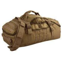 Buy cheap Storage Red Rock 55 liters Coyote Traveler Duffle Bag & Adjustable Backpack Straps from wholesalers