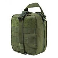 Buy cheap Storage NcStar Green Empty VISM Tri Fold Molle EMT Or Everyday Gear Pouch from wholesalers