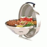 Quality Cooking Magma Marine Hinged Lid Kettle Stainless Steel Charcoal Grill wholesale