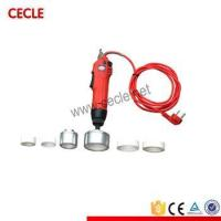 China SG-1550 electric bottle manual screw capping machine on sale