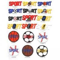 Quality Chenille Patches Sports Patches wholesale