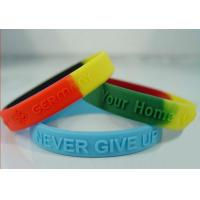Quality Silicone Wristband SW-8 wholesale