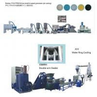 China High speed compound extrusion pelletizing line on sale
